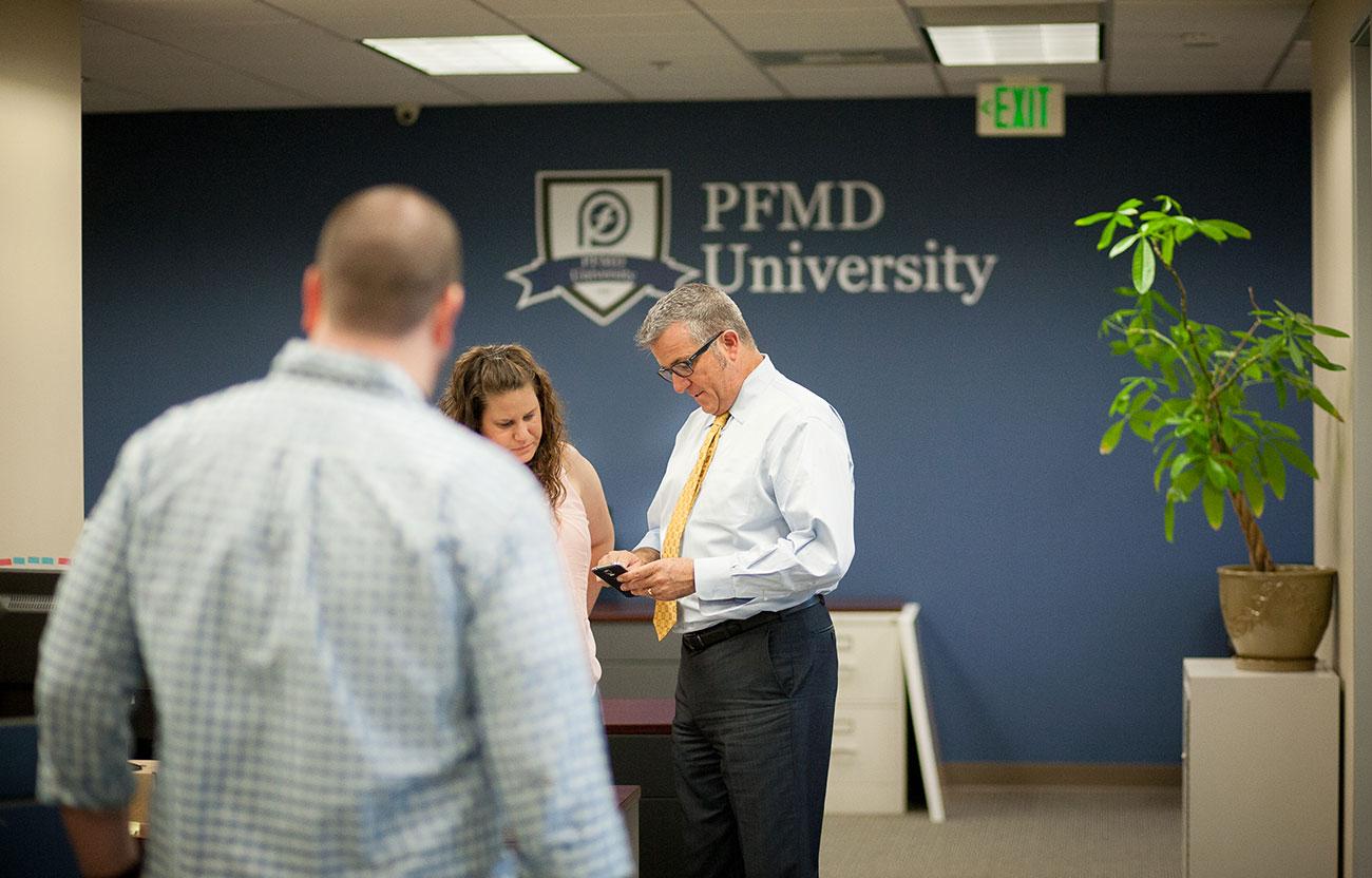 PFMD University - Enlarge Image