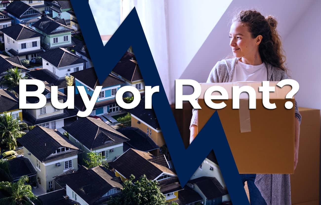 buy or rent your home in santa clarita